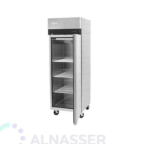 ثلاجة-تخزين-عامودية-باب-واحد-مفتوح-4أرفف-ثلاجة-تخزين-عامودية-خلف-باب-واحد-4أرفف-commercial-single-door-top-mount-refrigerator-freezer-in-stainless-steel-close-alnasser-factories-close-alnasser-factories