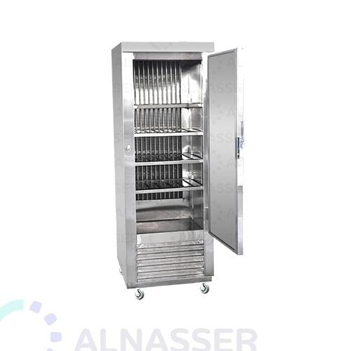 ثلاجة-تخزين-عامودية-باب-واحد-upright-stainless-steel-fridge-refrigerator-alnasser-factories