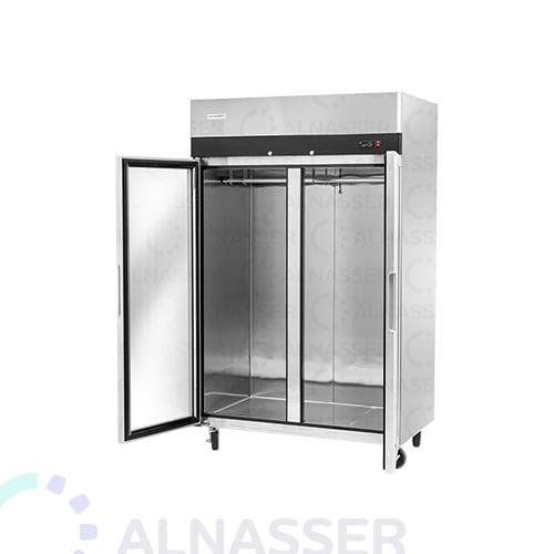 ثلاجة-عرض-لحوم-بابين-تعليق-باب-مفتوح-مصانع-الناصر-Display Refrigerator Meat-close-alnasser-factories