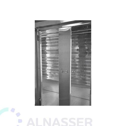 ثلاجة-عرض-لحوم-بابين-مصانع-الناصر-Display Refrigerator Meat refrigerator-close-alnasser-factories