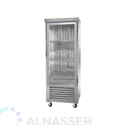ثلاجة-عرض-لحوم-باب-واحد-مصانع-الناصر-أرفف-meat display refrigerator-5Shelves-alnasser-factories