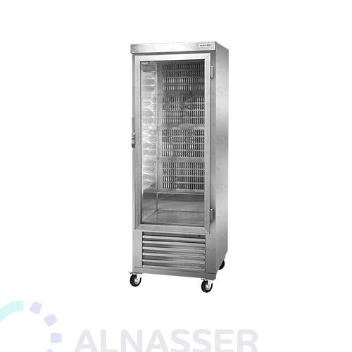ثلاجة-عرض-لحوم-باب-واحد-مصانع-الناصر-5أرفف-Display Refrigerator Meat-5Shelves-alnasser-factories