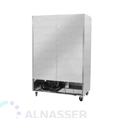 ثلاجة-عرض-5أرفف-بابين-خلف-عامودية-باب-زجاج-مصانع-الناصر-UPRIGHT-DISPLAY-CHILLER-refrigerator-close-alnasser-factories