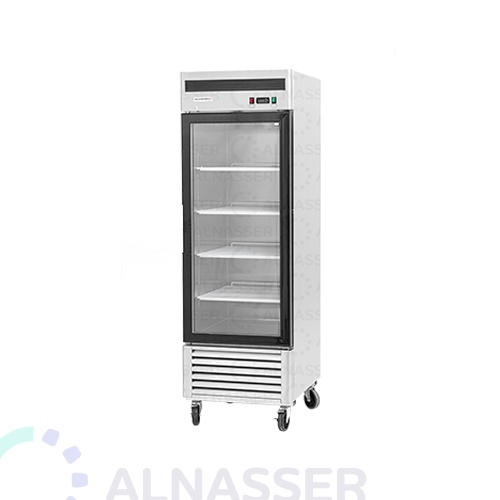ثلاجة-عرض-5أرفف-باب-واحد-عامودية-باب-زجاج-مصانع-الناصر-UPRIGHT-DISPLAY-CHILLER-refrigerator-close-alnasser-factories