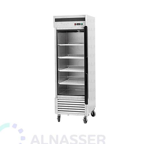ثلاجة-عرض-5أرفف-باب-واحد-مصانع-الناصر-عامودية-باب-زجاج-UPRIGHT-DISPLAY-CHILLER-refrigerator-alnasser-factories