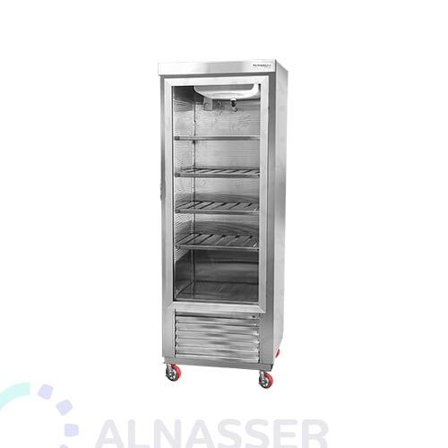 ثلاجة-عرض-5أرفف-عامودية-DISPLAY-CHILLER-refrigerator-alnasser-factories