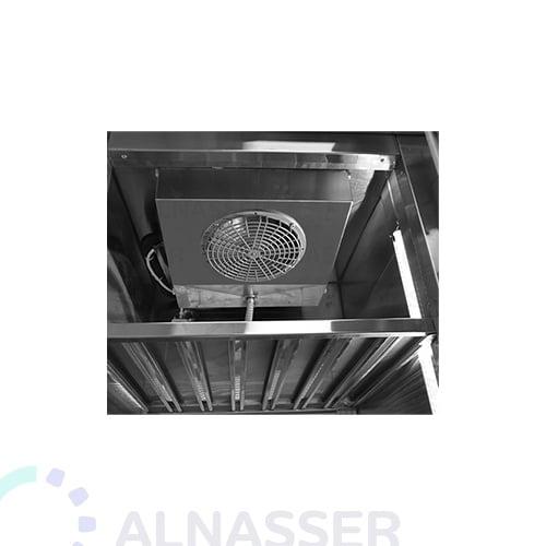 ثلاجة-عرض-5أرفف-عامودية-DISPLAY-CHILLER-refrigerator-close-alnasser-factories