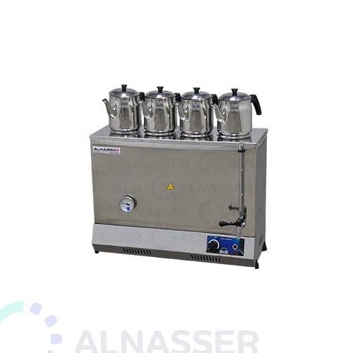 سماور-بدون-طباخ-4أباريق-مصانع-الناصر-tea-steamer-alnasser-factories