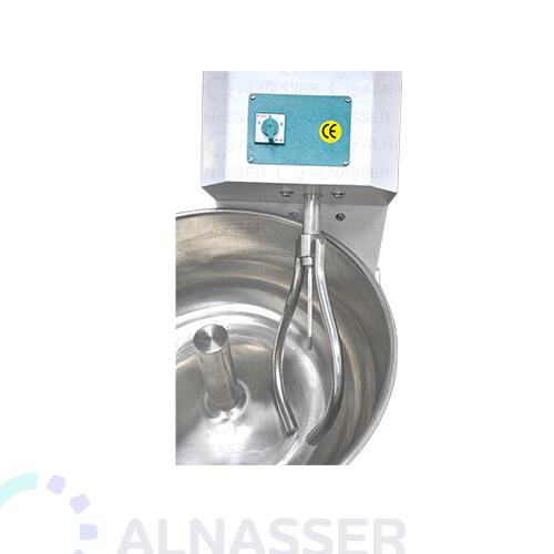 عجانة-تركي-bowl-mixer-machine-100kg-close-alnasser-factories