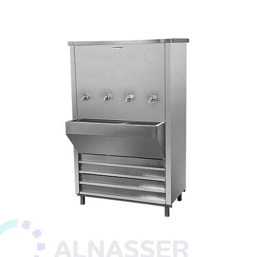 مبرد-مياه-4حنفيات-أمام-مصانع-الناصر-water-cooler-alnasser-factories