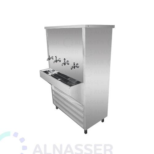 مبرد-مياه-4حنفيات-مصانع-الناصر-water-cooler-alnasser-factories
