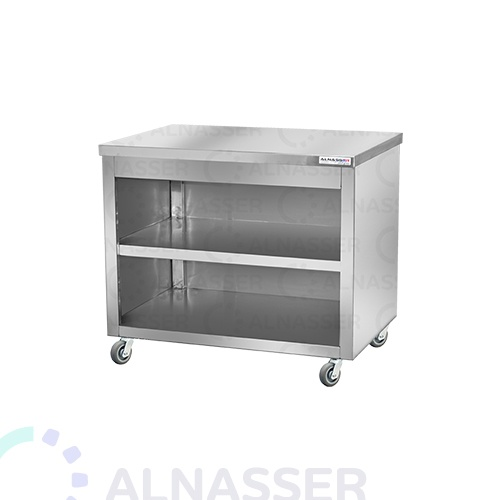 خزانة-أرضية-بدون-أبواب-service-table-alnasser-factories-