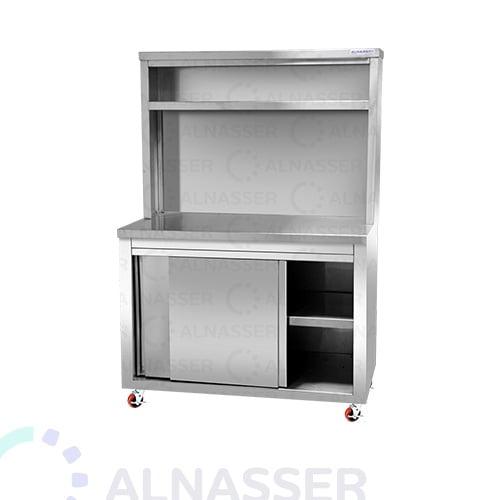 خزانة-أرضية-مع-كاونتر-مصانع-الناصر-بابين-بكاونتر-floor-cabinet-alnasser-factories
