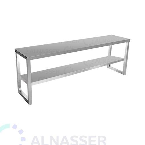 رفين-على-الطاولة-ستيل-مصانع-الناصر-on-top-table-2shelves-alnasser-factories