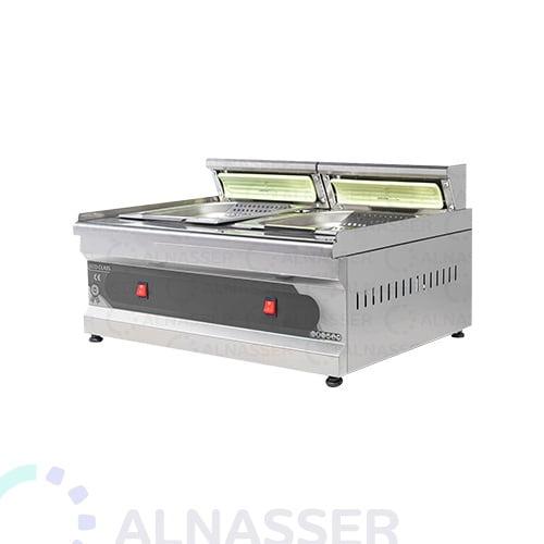 سخان-بطاطس-مزدوج-مصانع-الناصر-french-fry warmer-alnasser-factories
