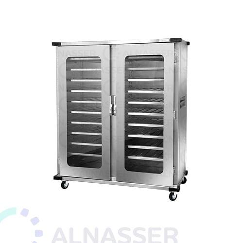 سخان-ترولي-10+10أرفف-صينية-بابين-مصانع-الناصر-trolly-heater-alnasser-factories