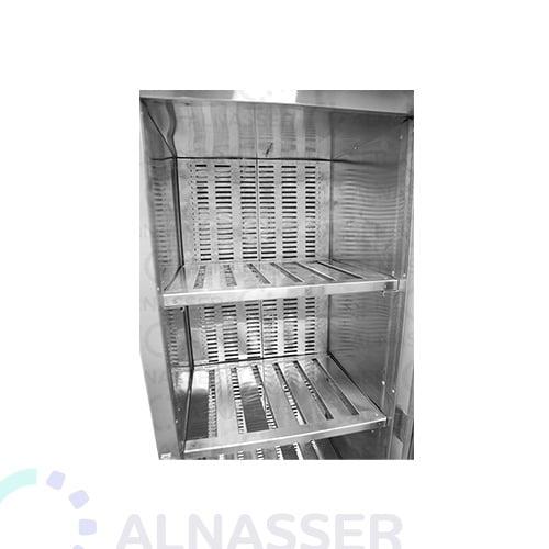 سخان-ترولي-4أرفف-باب-واحد-مصانع-الناصر-trolly-heater-alnasser-factories