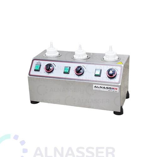 سخان-شوكلاتة-3علب-مصانع-الناصر-chocolate-heater-alnasser-factories