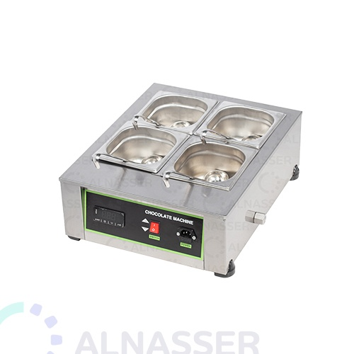 سخان-شوكلاتة-4صحون-مصانع-الناصر-chocolate-heater-close-alnasser-factories
