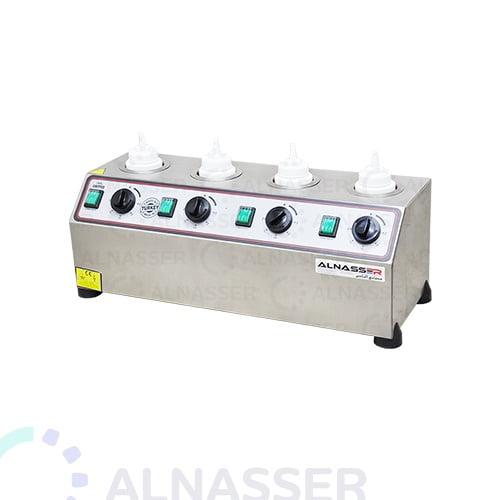 سخان-شوكلاتة-4علب-مستطيل-مصانع-الناصر-chocolate-heater-alnasser-factories