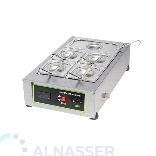 سخان-شوكلاتة-5صحون-مصانع-الناصر-chocolate-heater-alnasser-factories
