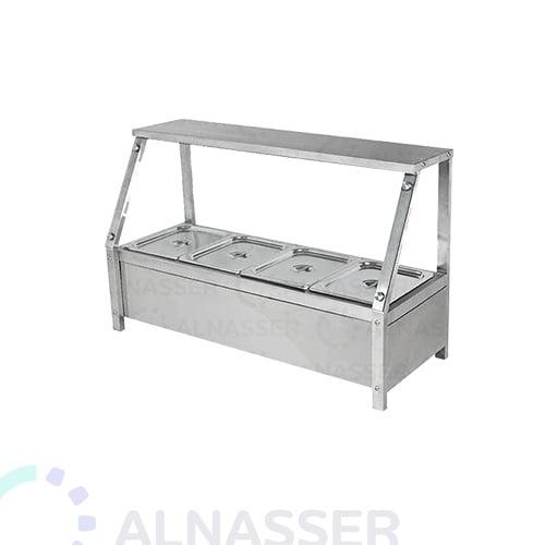 -سخان-طعام-بخزانة أرضية- رف-خدمة-مصانع-الناصر-food-heater-alnasser-factories