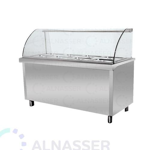 سخان-طعام-بزجاج-ملفوف-مصانع-الناصر-food-warmer-alnasser-factories