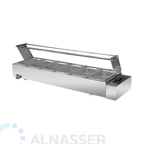 سخان-طعام-6صحون-صيني-مصانع-الناصر-food-heater-alnasser-factories