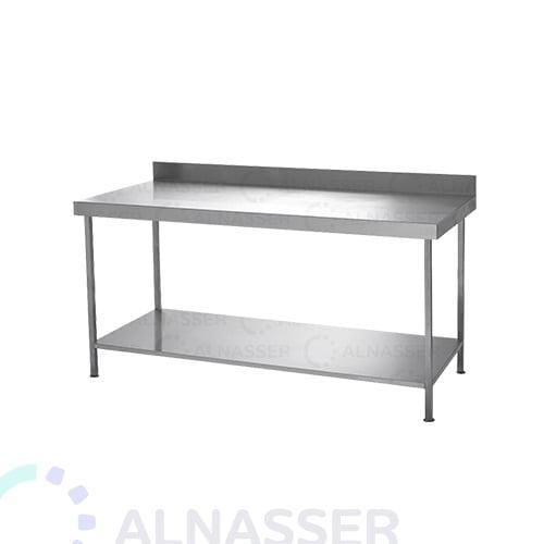 طاولة-تحضير-رف-سفلي-مصانع-الناصر-display -table-alnasser-factories