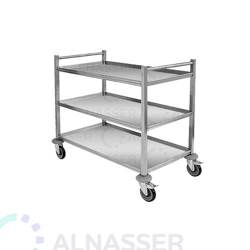عربة-خدمة-3أرفف-مصانع-الناصر-trolly-alnasser-factories