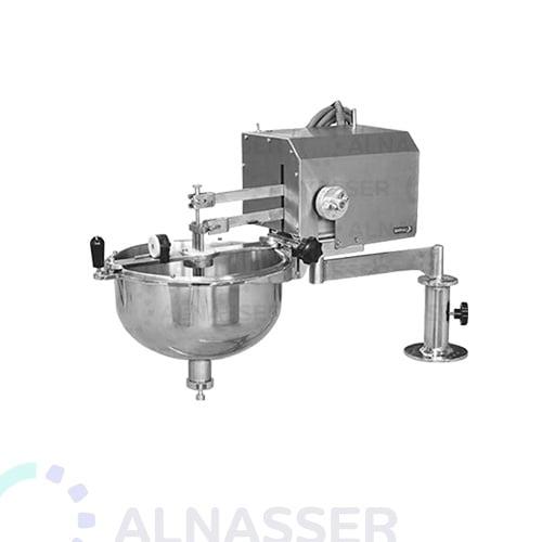 ماكينة-لقيمات+دونات مع-ستاند-صغير-lokma-dougnut- maker-alnasser-factories