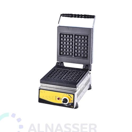 وافل-مربع-قطعتين-square-waffle-alnasser-factories