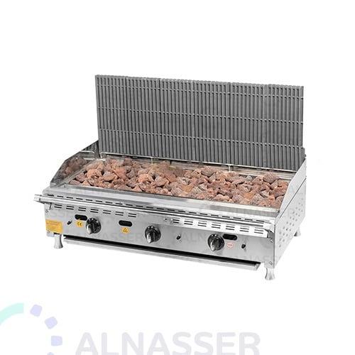 برجر-فحم-بركاني-ستيل-كبير-مصانع-steel-charcoal-grill-alnasser-factories