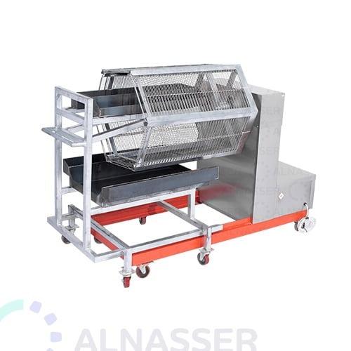 شواية-دجاج-فحم-36دجاجة-مصانع-الناصر-chicken-charcoal-grill-alnasser-factories
