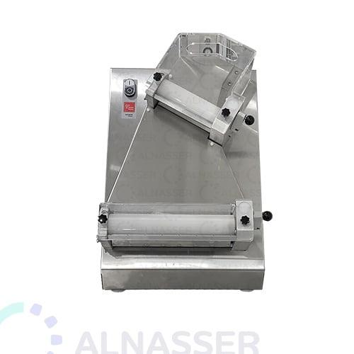 فرادة-سمارت-منحني-مصانع-الناصر-dough-roll-out-machine-front-alnasser-factories