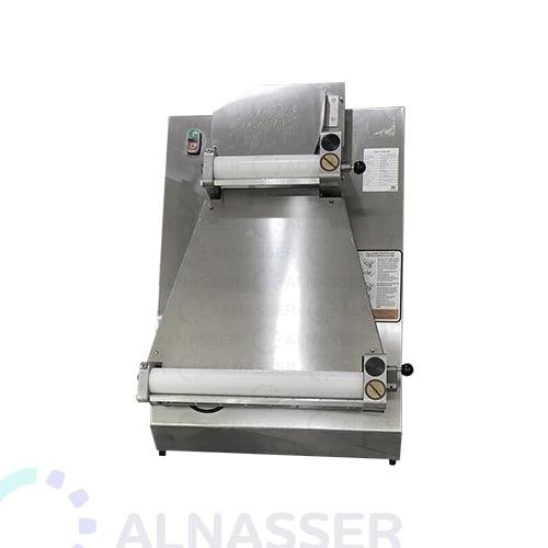 فرادة-مربع-مصانع-الناصر-dough-roll-out-machine-front-alnasser-factories