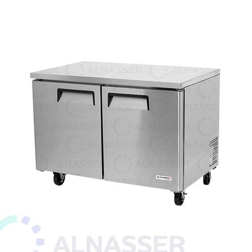 فريزر-تخزين-أمام-أفقي-بابين-رفين-مصانع-الناصر-storge-freezer-2shelves-alnasser-factories