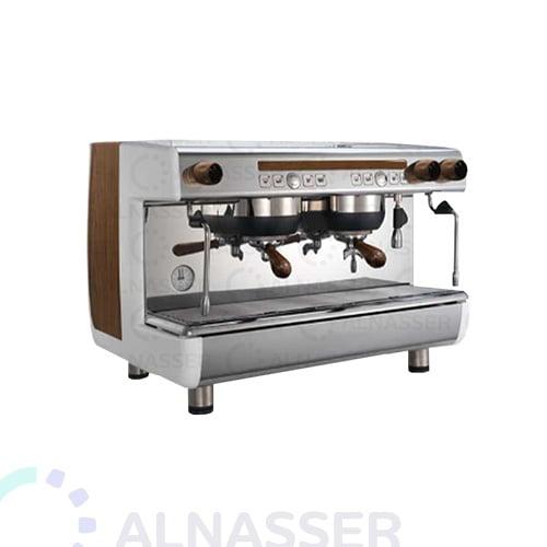 ماكينة-قهوة-اسبريسو-مزدوجة-خشب-مصانع-الناصر-Automatic-espresso-coffee-machine-alnasser-factories