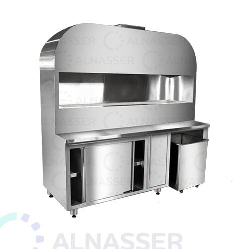 مشوى-لحم-مصانع-الناصر-charcoal-grill-alnasser-factories
