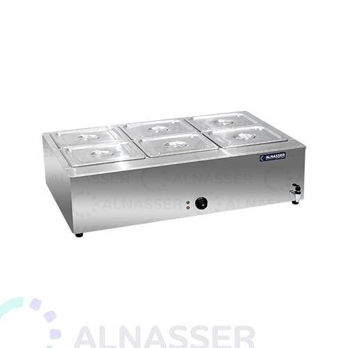 سخان-بوفية-6-صحون-الصين-مصانع-الناصر-buffet-heater-alnasser-factories