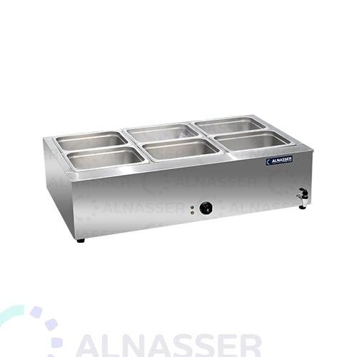 سخان-بوفية-6-صحون-الصين-مصانع-الناصر-buffet-heater-open-alnasser-factories