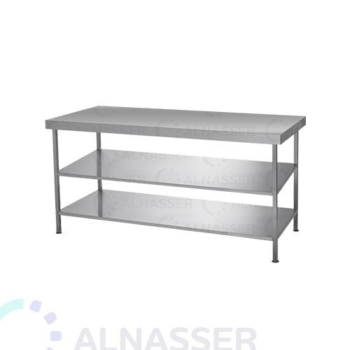 طاولة-خدمة-رفين-مصانع-الناصر-service-without-backslash-table-alnasser-factories