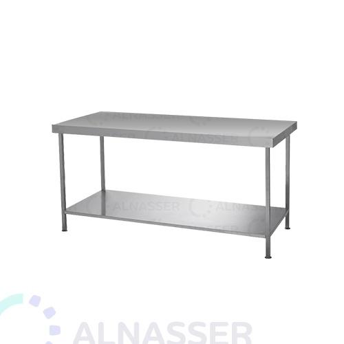 طاولة-خدمة-رف-سفلي-مصانع-الناصر-service-without-backslash-table-alnasser-factories