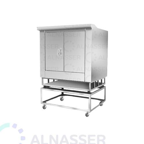 فرن-حلويات-معجنات-مربع-غاز-مصانع-الناصر-dessert-oven-gas-alnasser-factories