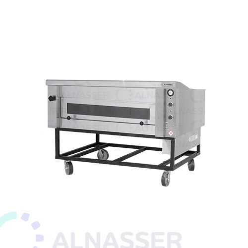 فرن-كهربائي-للبيتزاوالمعجنات-طابق-electrician-oven-alnasser-factories