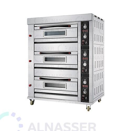 فرن-كهربائي-للبيتزاوالمعجنات-3طوابق-الصين-electrician-oven-alnasser-factories
