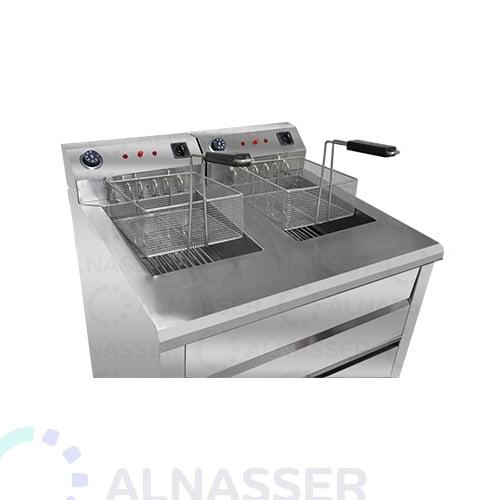 قلاية-بطاطس-مزدوجة-بخزانة-مصانع-الناصر-french-fries-fryer-close-alnasser-factories-