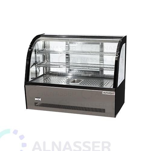 سخان-معجنات-90-سم-زجاج-ملفوف-الصين-مصانع-الناصر-pastry-heater-alnasser-factories