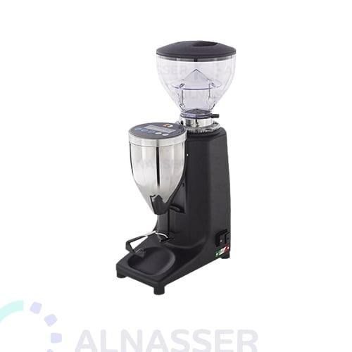 مطحنة-قهوة-QUAMAR-63-ملم-أسود-مصانع-الناصر-QUAMAR-coffee-espreso-grinder-alnasser-factories