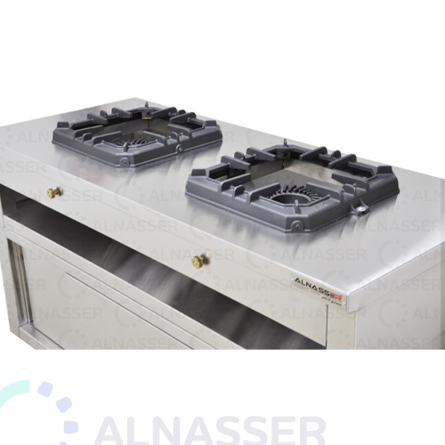 موقد-غاز-بدولاب-شعلتين-مصانع-الناصر-gas-stove-close-alnasser-factories